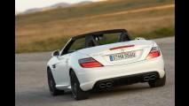 Oficial: Mercedes-Benz revela primeiras informações sobre SLK AMG 2012