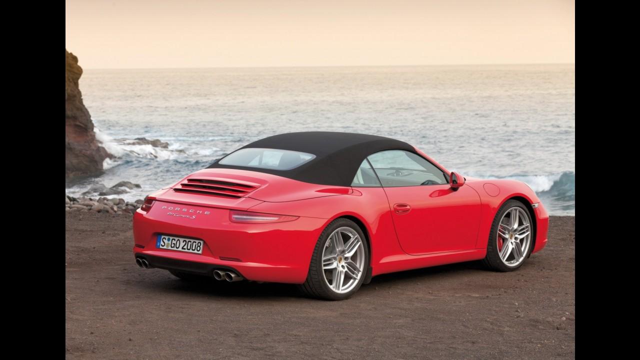 Porsche inicia vendas do 911 Carrera S no Brasil - Preços vão de R$ 639 mil a R$ 699 mil