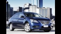 Nissan lança nova geração do Pulsar (Sentra) na Austrália
