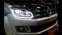 VW Argentina: vazam imagens dos novos SpaceFox e Amarok 2015