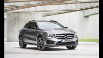 Vazou! Veja galeria com imagens oficiais do novo Mercedes GLA