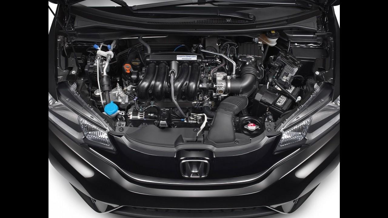 Salão de Detroit: Honda mostra nova geração do Fit para os norte-americanos