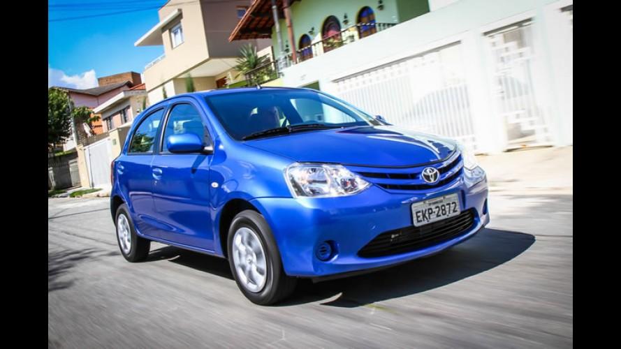 Toyota inicia segundo turno em Sorocaba - Marca vai dobrar produção do Etios