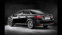 Salão de Frankfurt: Toyota apresenta Avensis 2012 com visual reestilizado