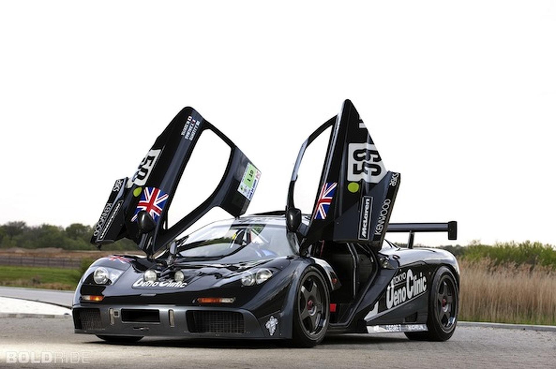 McLaren F1: A Legend of Motorization
