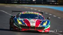 #51 AF Corse Ferrari 488 GTE- Gianmaria Bruni, James Calado, Alessandro Pier Guidi