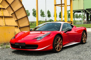 Exclusive Ferrari 458 Niki Lauda Edition For Sale in Germany