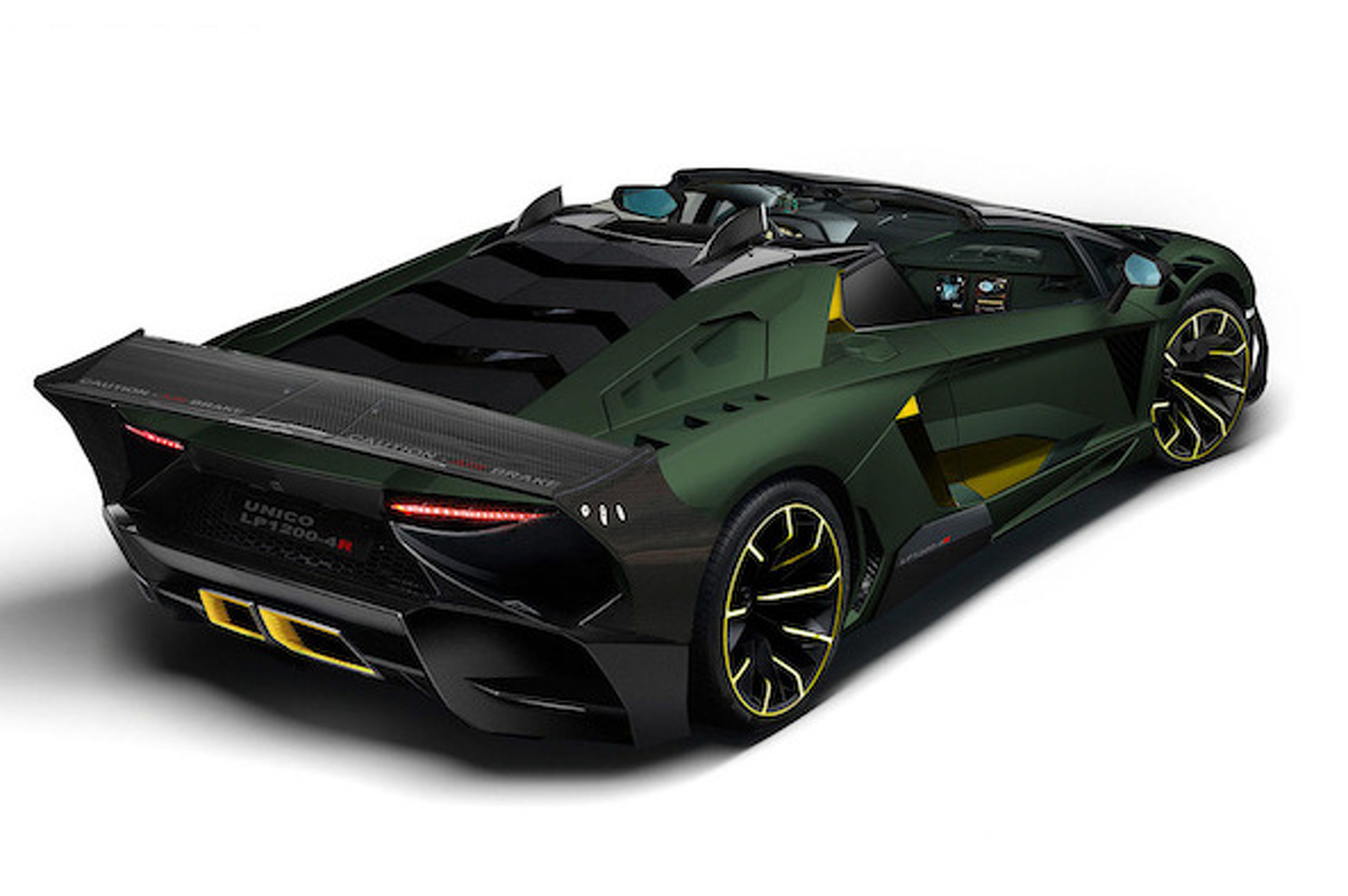 DMC is Building a 2,000HP, $2.5M Custom Aventador