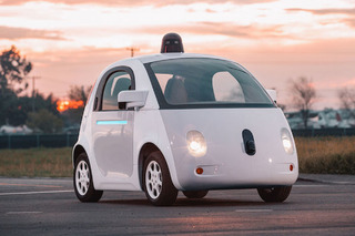 Voiture autonome par Google