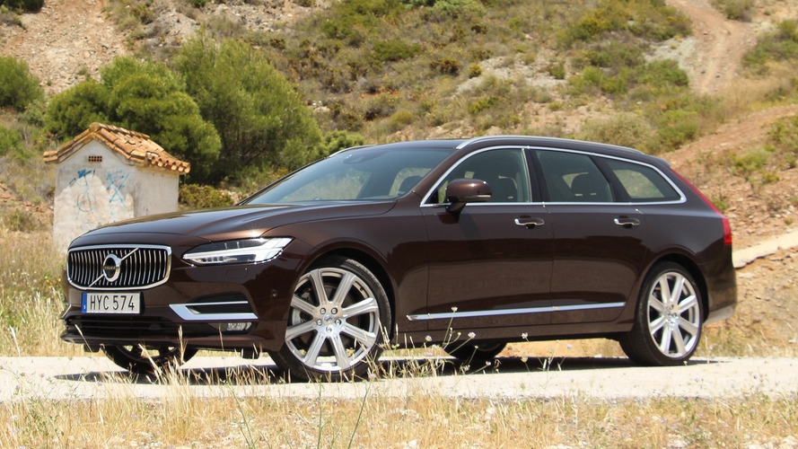 Review: 2017 Volvo V90