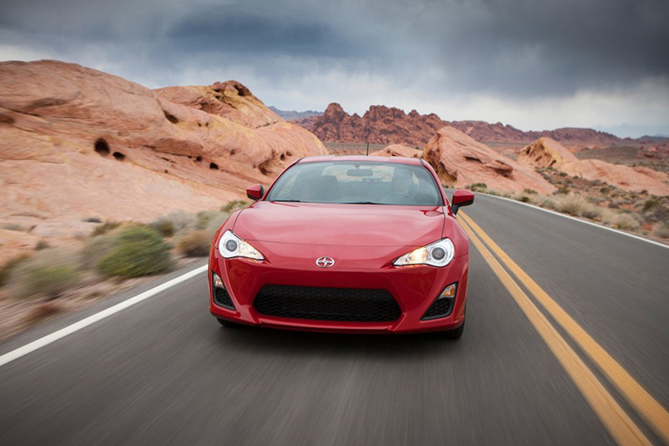 Toyota's 'Baby 86' Sportscar Could be Here by 2018