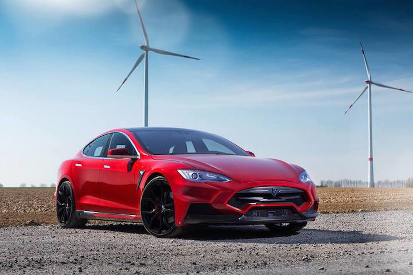 This Might Be the Edgiest Tesla Upgrade Yet