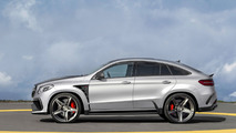 Topcar Mercedes GLE Coupe announced for Geneva