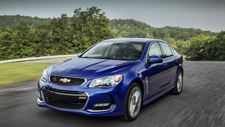 2016 Chevrolet SS facelift revealed [videos]