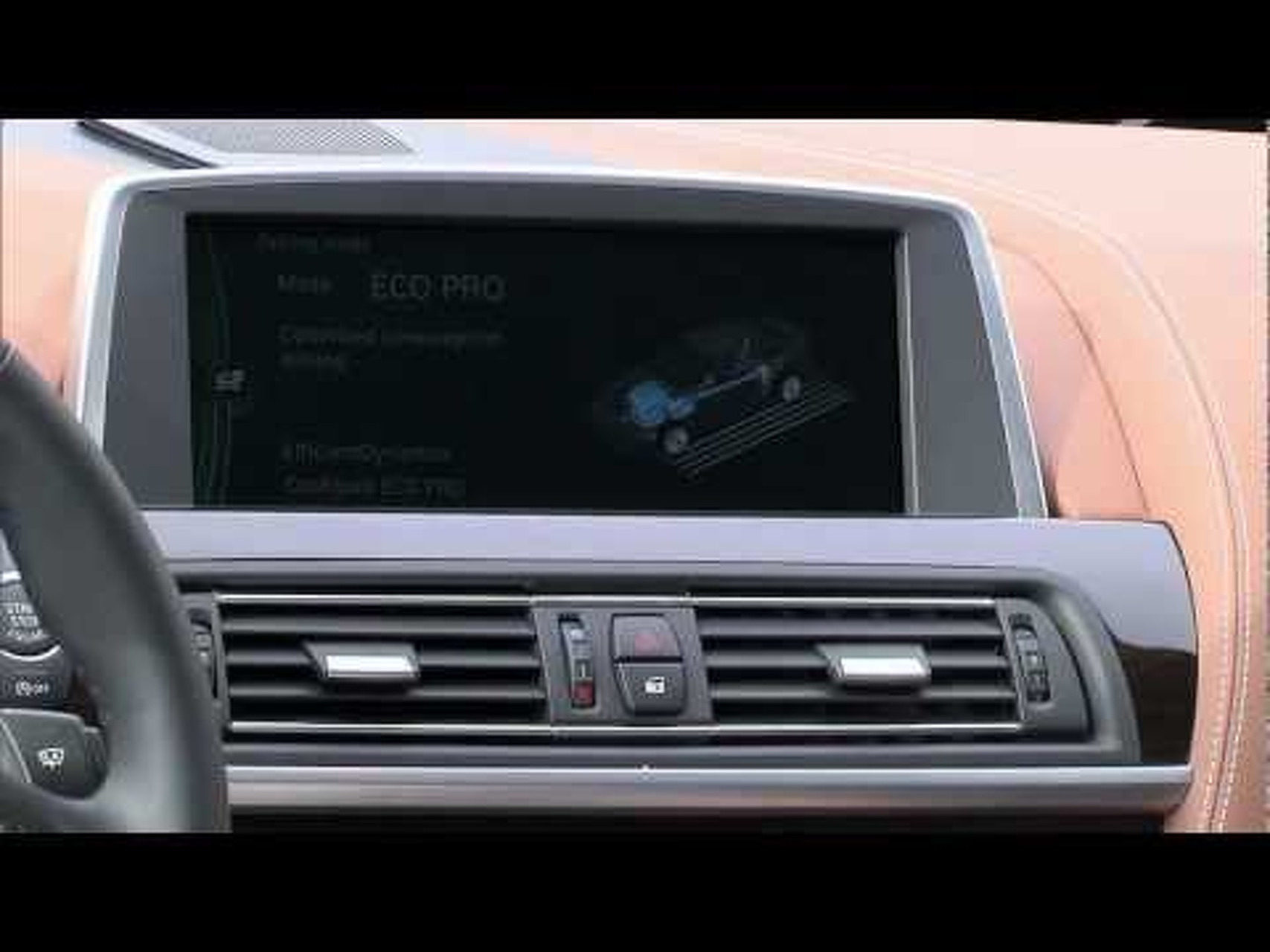 2013 BMW 6-Series Gran Coupe - Technical Features