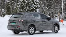 Spyshot du Renault Maxthon