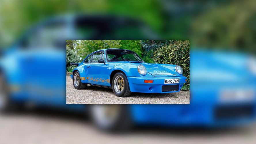 Aşırı nadir bu 1974 model Porsche 911 Carrera 3.0 RS satılık