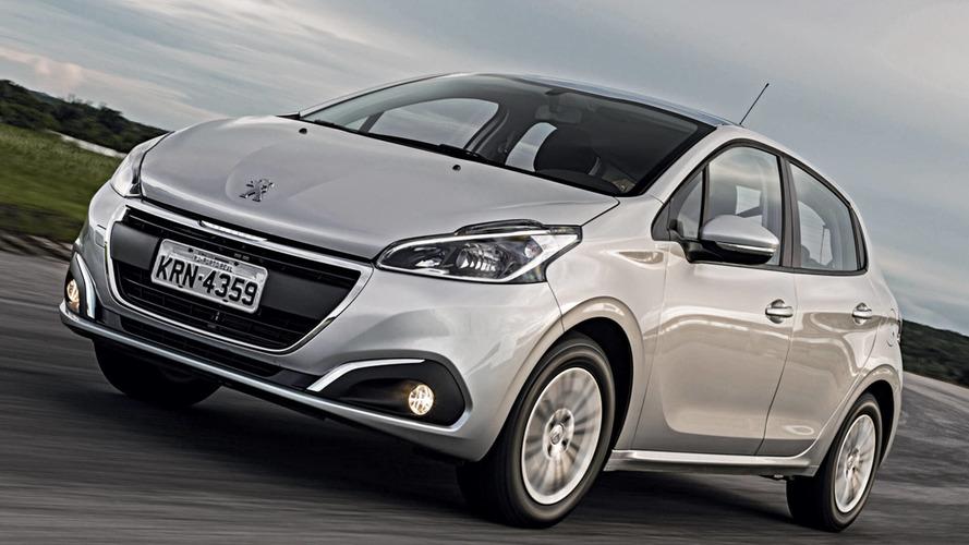 Peugeot 208/2008 e Citroën C3/Aircross ganharão câmbio AT de 6 marchas