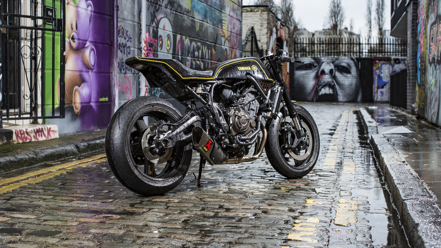 Taiwanese custom master works his magic on Yamaha XSR700