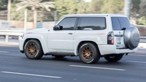 1,900-hp Nissan Patrol