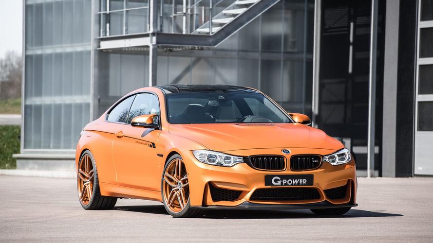 680 lóerős rakéta lett a G-Power legújabb BMW M4 modellje