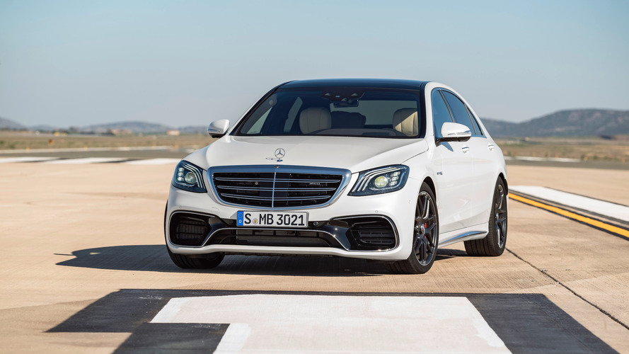 Get To Know The 2018 Mercedes-AMG S63 Through Promo Videos