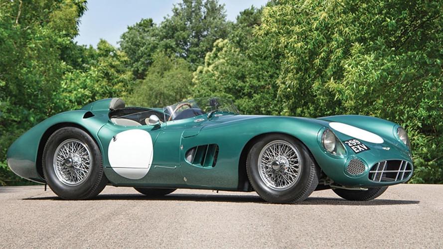 Aston Martin Le Mans Car Sale Set To Break $20M Barrier