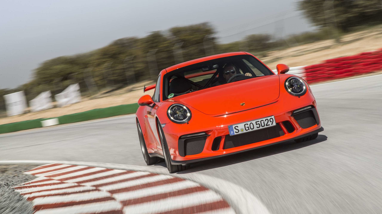 Porsche 911 Gt3 Getting 10 Year 120k Mile Extended Warranty