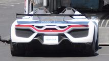 Honda Sport ZSX, fotos espía