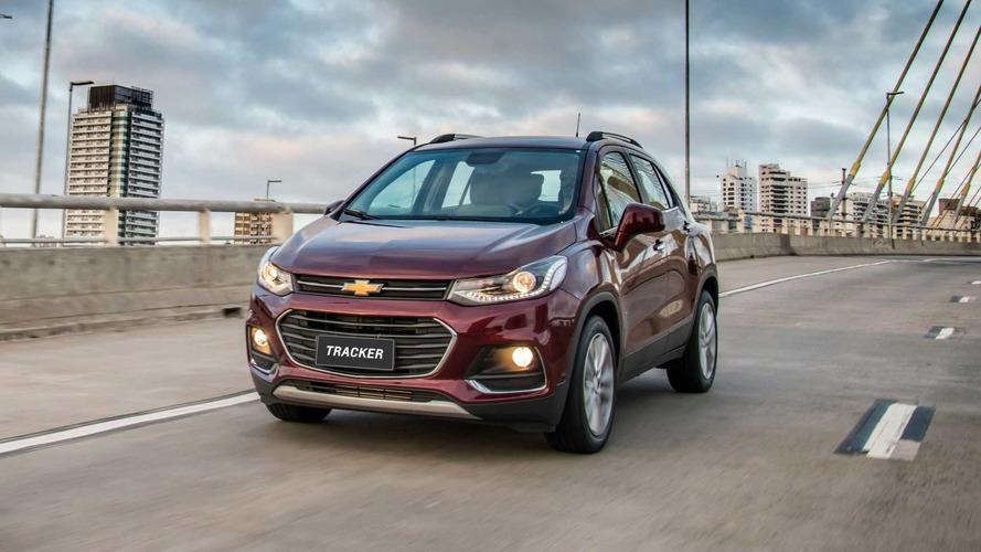 SUVs compactos mais vendidos em janeiro – Kicks e Tracker são destaques
