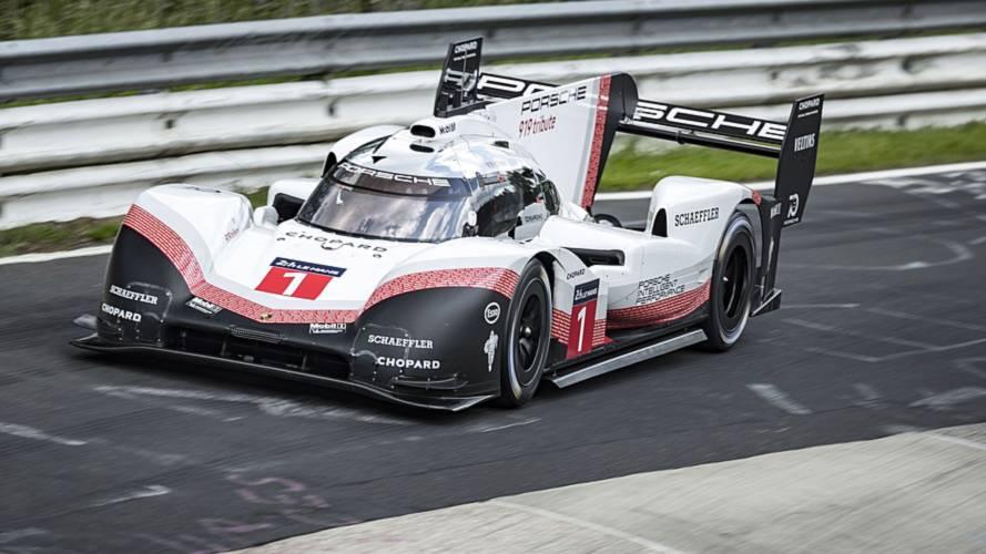 La Porsche 919 Evo polverizza il record del Nurburgring