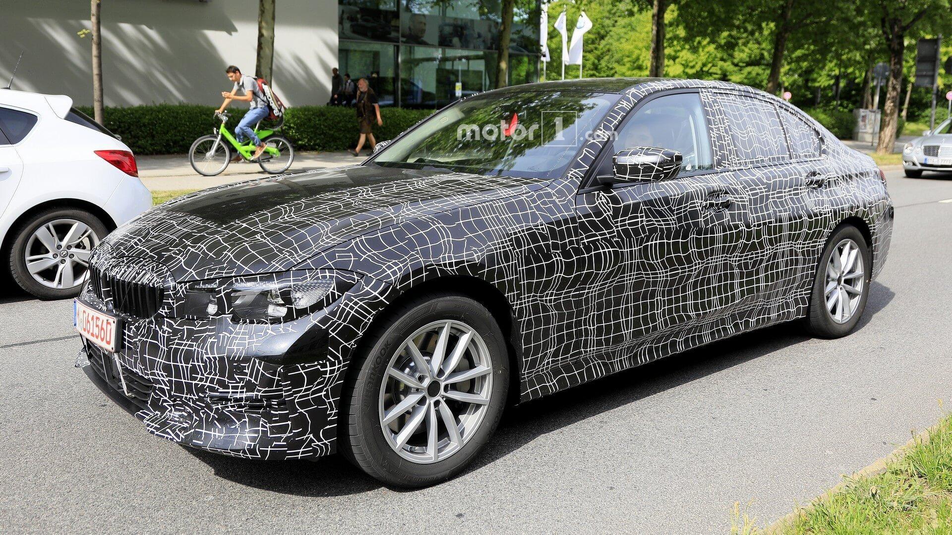Bmw Serie 3 G20 >> 2019 7th Generation BMW 3 Series (G20) - Conti Talk - MyCarForum.com