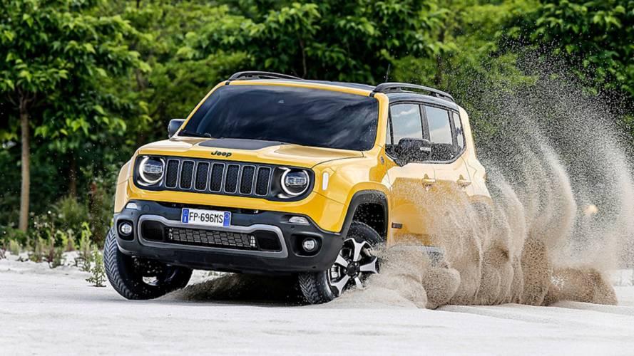 Jeep Renegade 2019 tem detalhes divulgados, incluindo versão Trailhawk