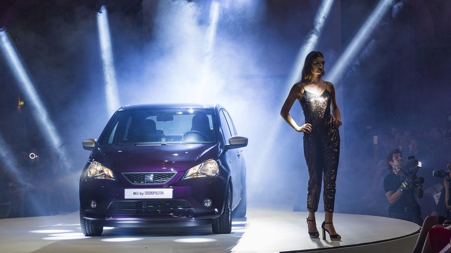 SEAT Mii by Cosmopolitan - Une édition spéciale chic et girly