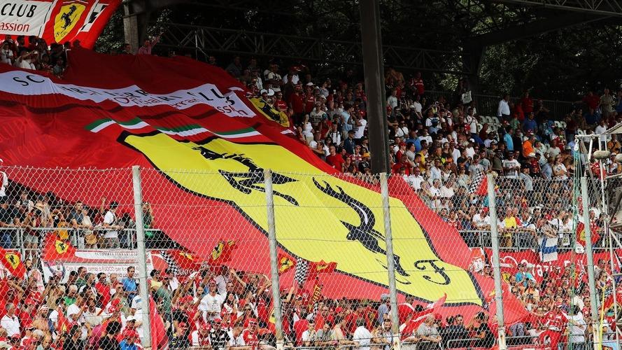 F1 Italian Grand Prix - Race (Live Commentary)