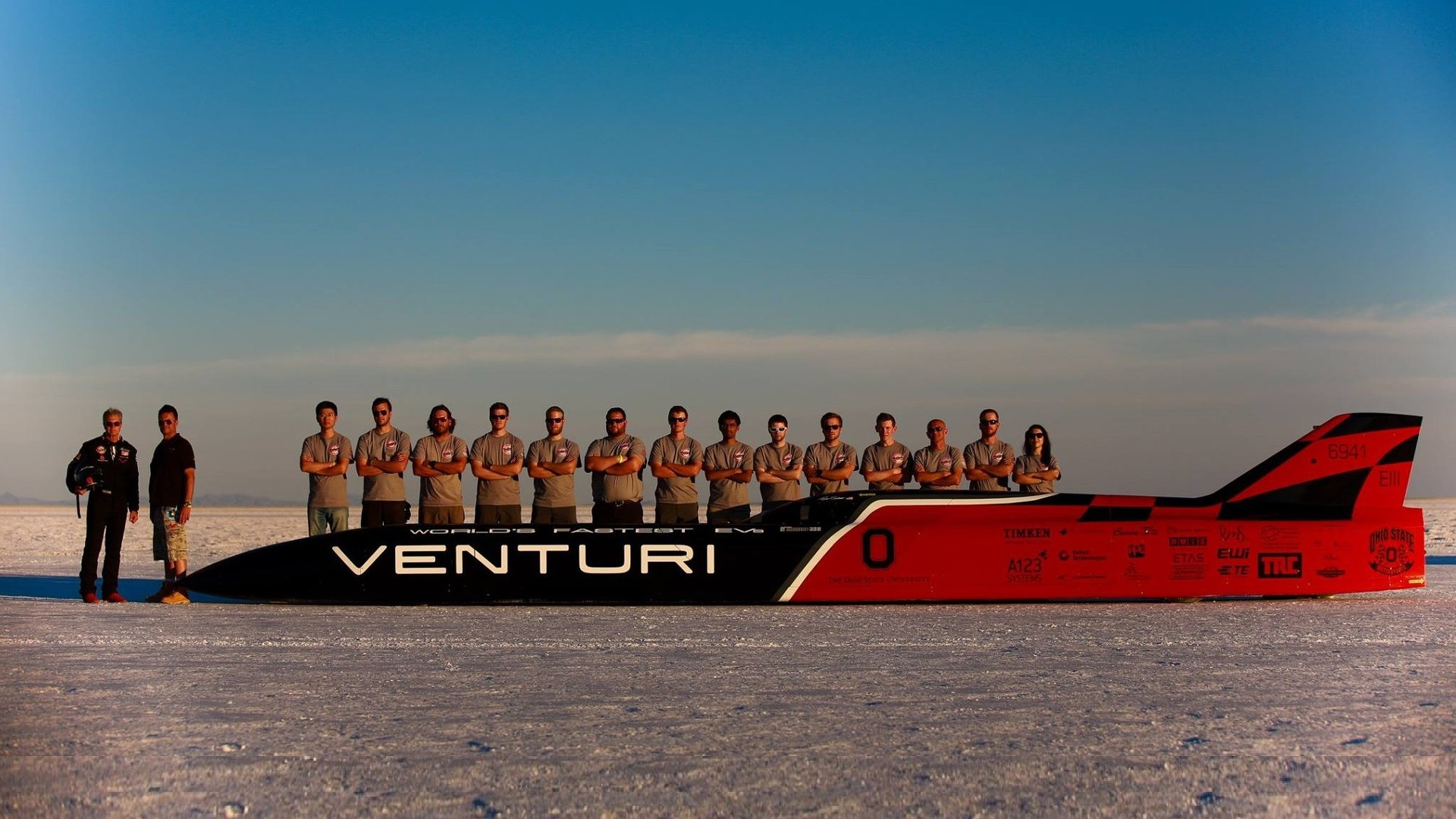 The worlds fastest electric car - Venturi Vbb 3 Is The World S Fastest Electric Car At 341 Mph Product 2016 09 26 08 41 06
