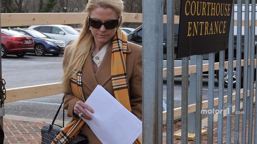 Kurt Busch's ex-girlfriend indicted by U.S. Attorney's Office