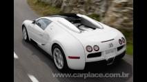 Bugatti Veyron Grand Sport 2009 - Superesportivo ganha capota removível