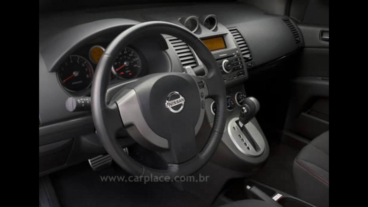 Nissan Sentra SE-R com motor de 200cv chega em agosto por R$ 100 mil