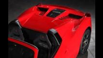 Capristo Ferrari 458 Spider
