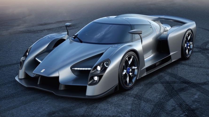 Glickenhaus SCG003 S to be revealed in Geneva