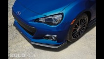 Subaru BRZ Series.Blue