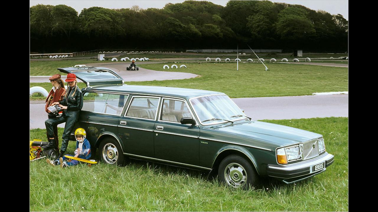 Volvo 245: Drei Karosserien – und ein Sechszylinder