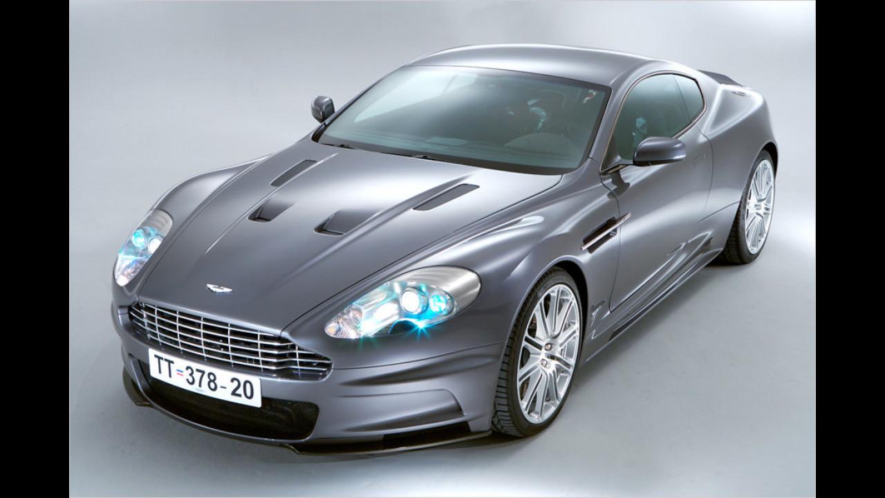 Casino Royale (2006): Aston Martin DBS