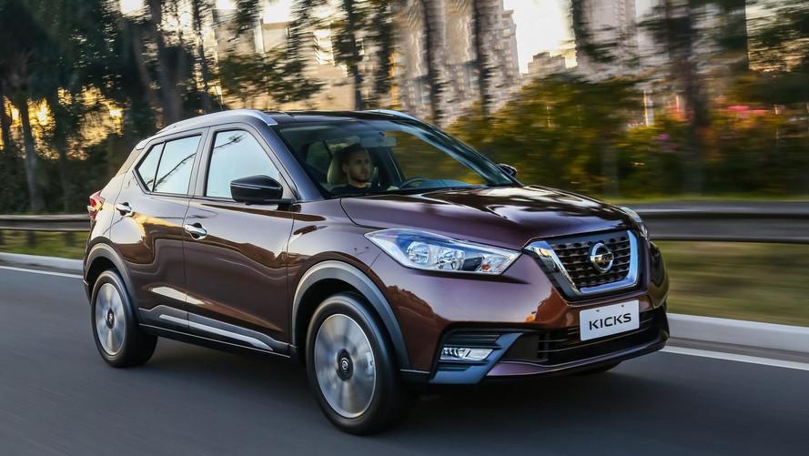 Nissan oferta March, Sentra, Kicks e Frontier com condições especiais