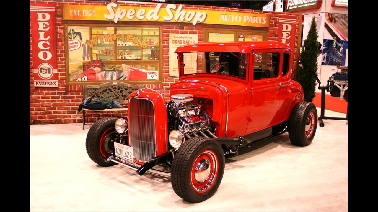 Ford Model A Hot Rod