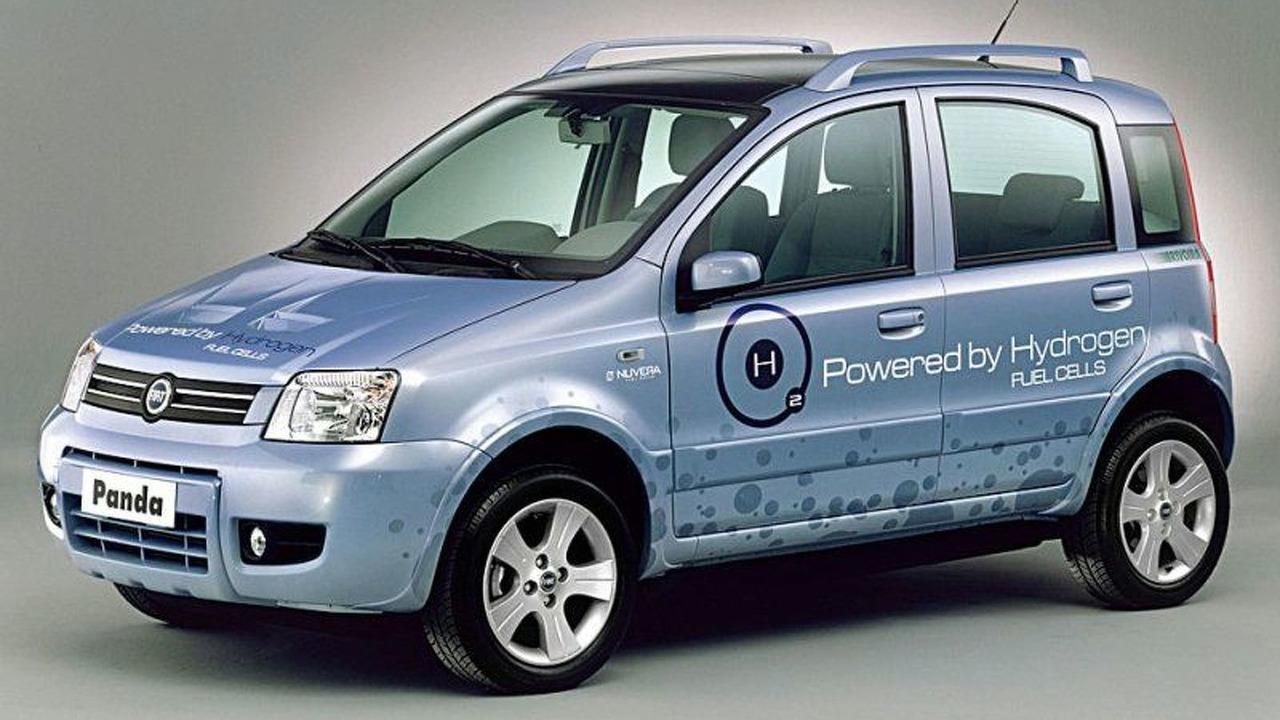 Fiat Panda Hydrogen