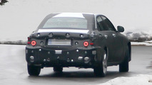 2014 Mercedes C-Class full body prototype spy photo