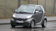 2013 smart fortwo facelift II 30.01.2012