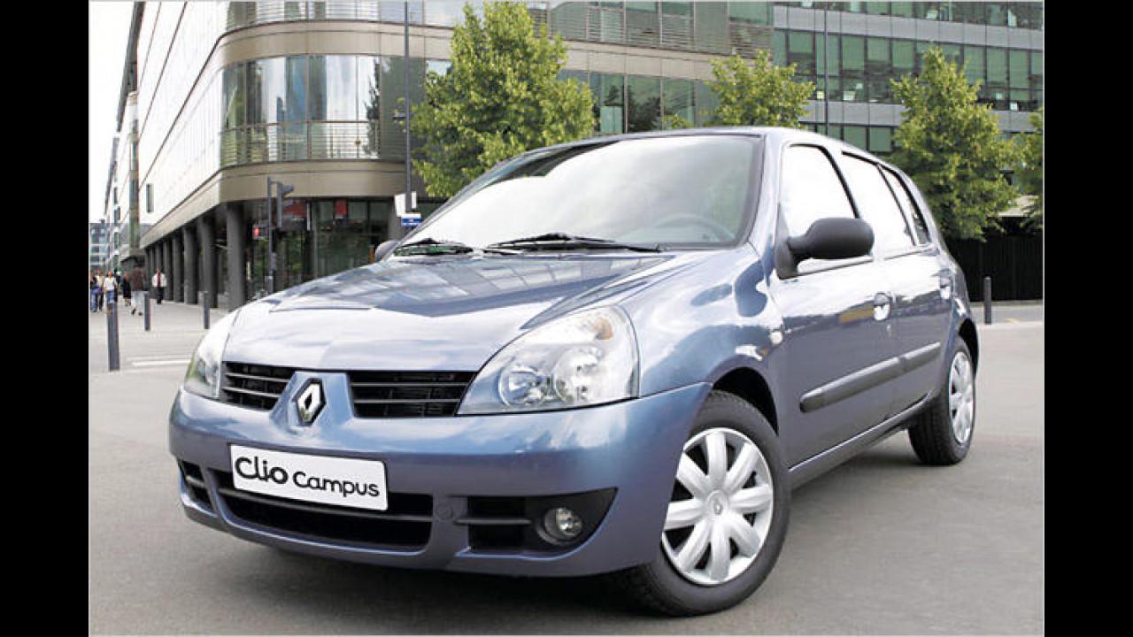 Renault Clio 1.5 dCi Campus 3-türig